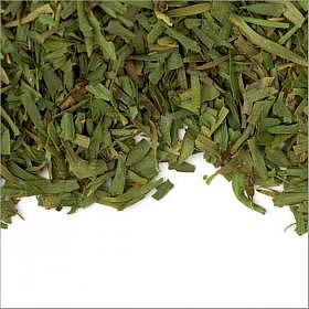Estragonblätter gerebelt