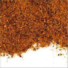 Orangen-Pfeffer Gewürzzubereitung gemahlen