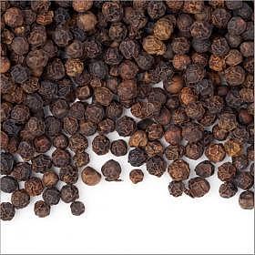 Schwarzer Pfeffer ganz aus Malabar - 100g