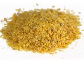 Senfkörner 1a goldgelb - griesig gemahlen - 100g