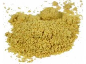 Senfmehl aus Gelbsenf, teilentölt 100g
